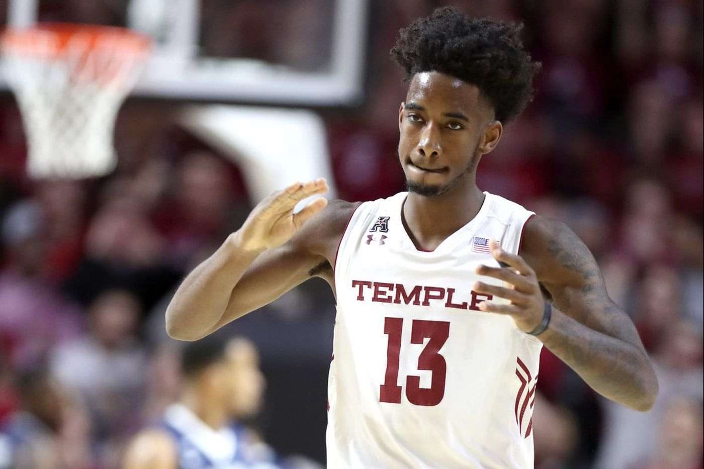 Quinton Rose withdraws name from NBA draft and will return to Temple
