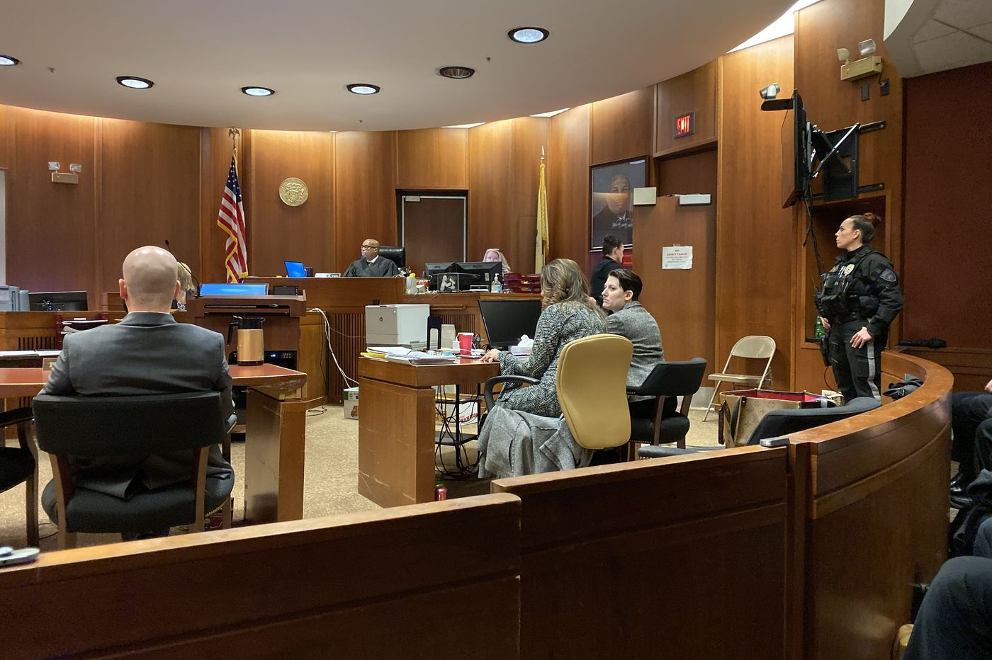 In fatal shooting of wife, jury finds South Jersey woman guilty of manslaughter, not murder