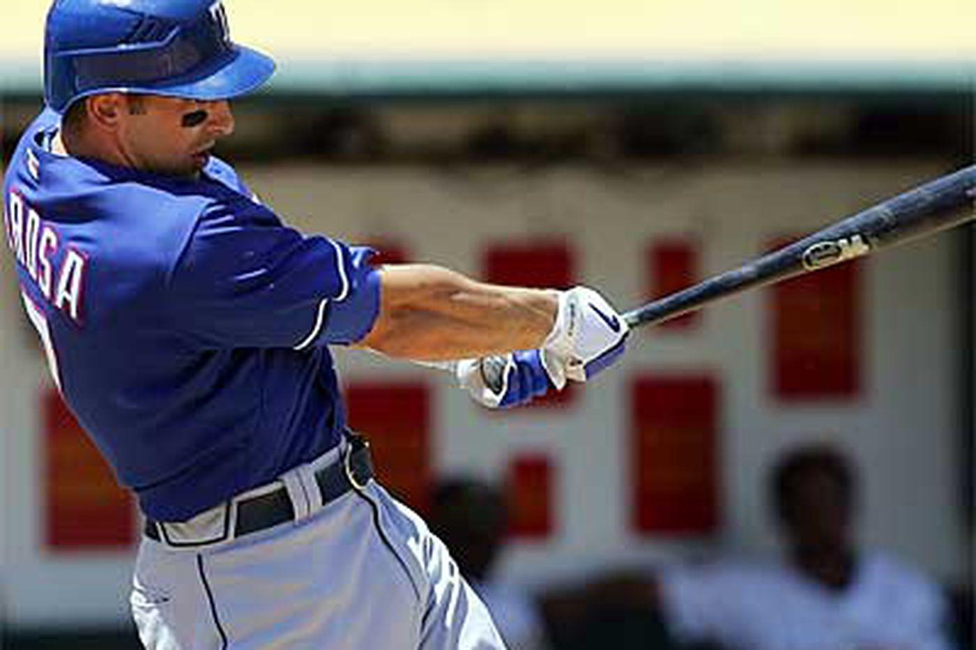 Phillies eye trade for Cubs' DeRosa