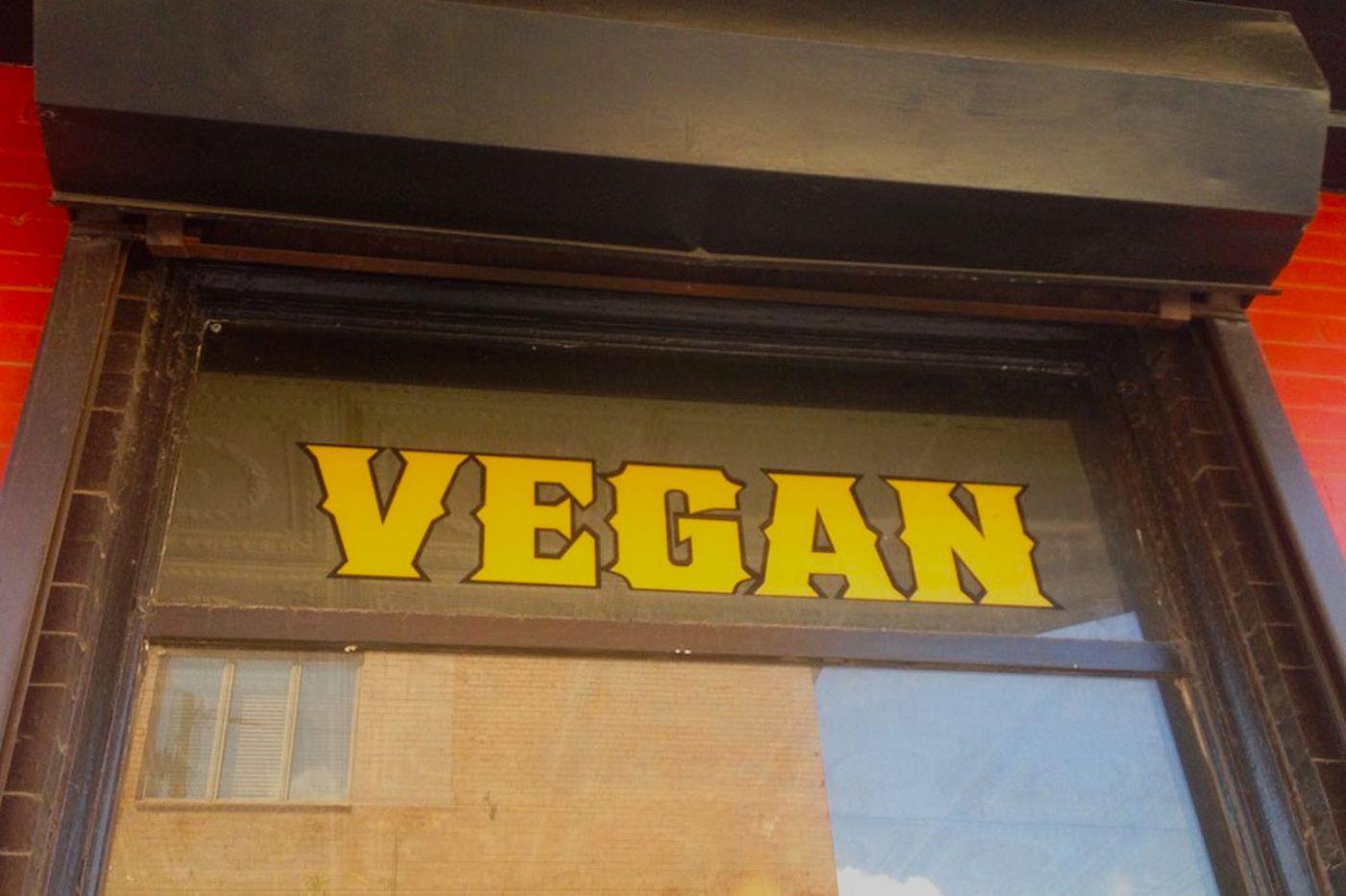 Has the word 'vegan' become too popular?