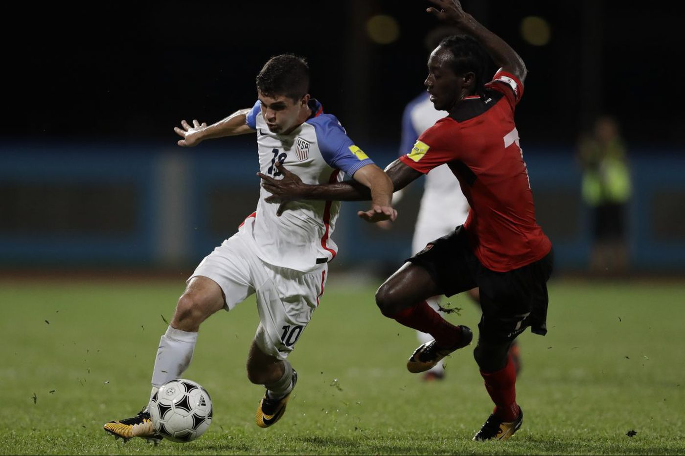 Christian Pulisic, Josh Sargent to be on U.S. men's national soccer team vs. Bolivia in Chester