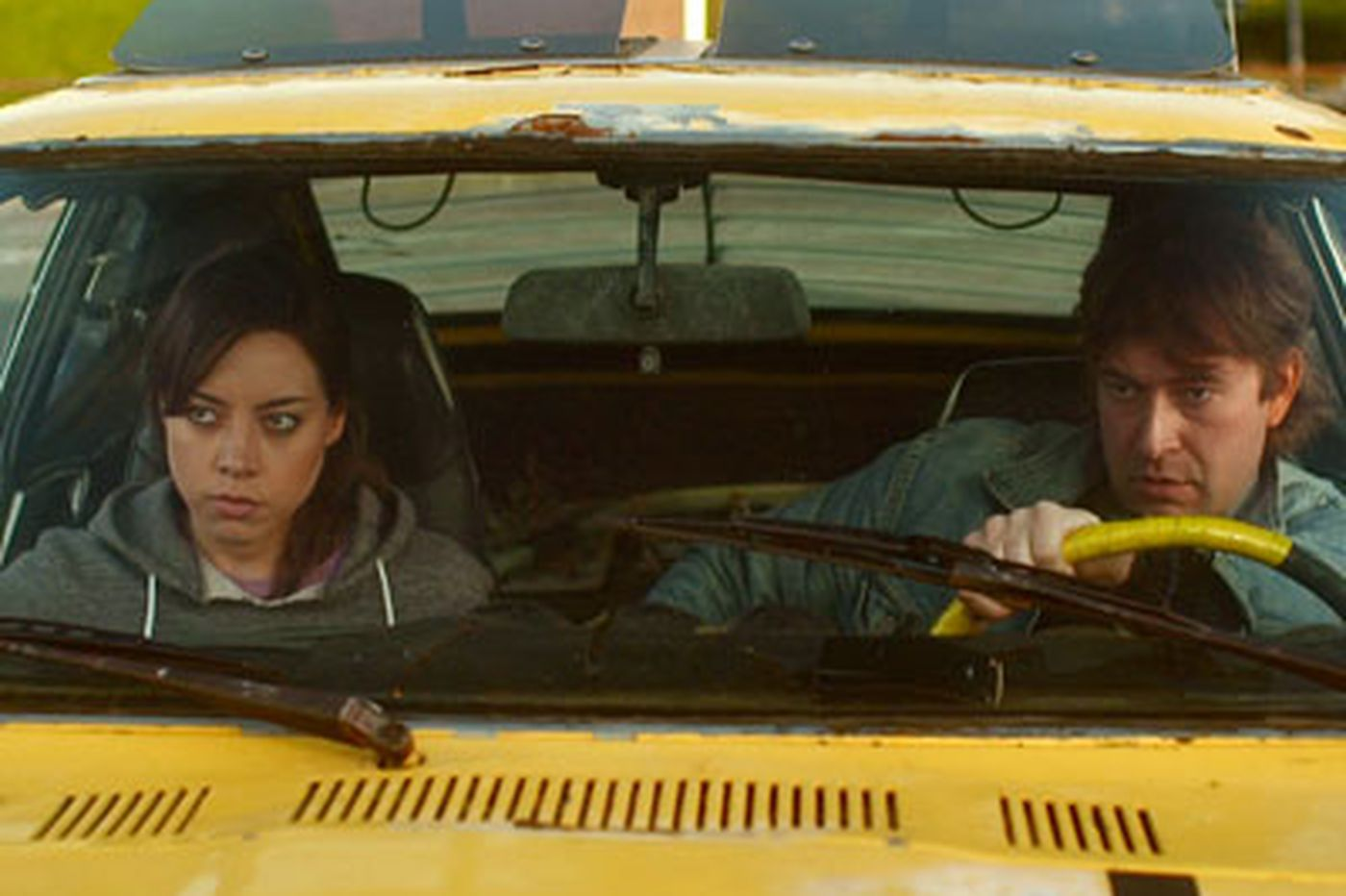 Aubrey Plaza shines in 'Safety Not Guaranteed'