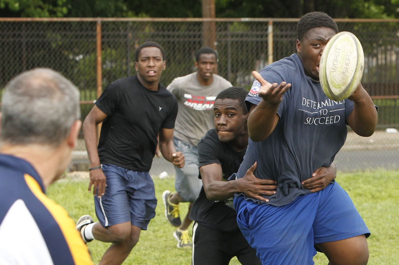 These kids from North Philly formed an unlikely rugby team. Now their underdog story is a movie.