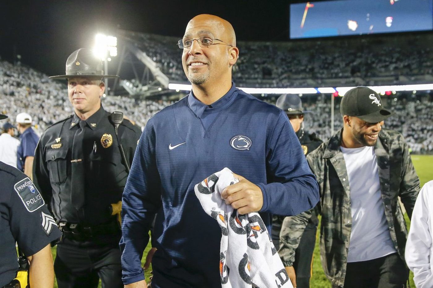 Penn State announces kickoff times for four 2018 games