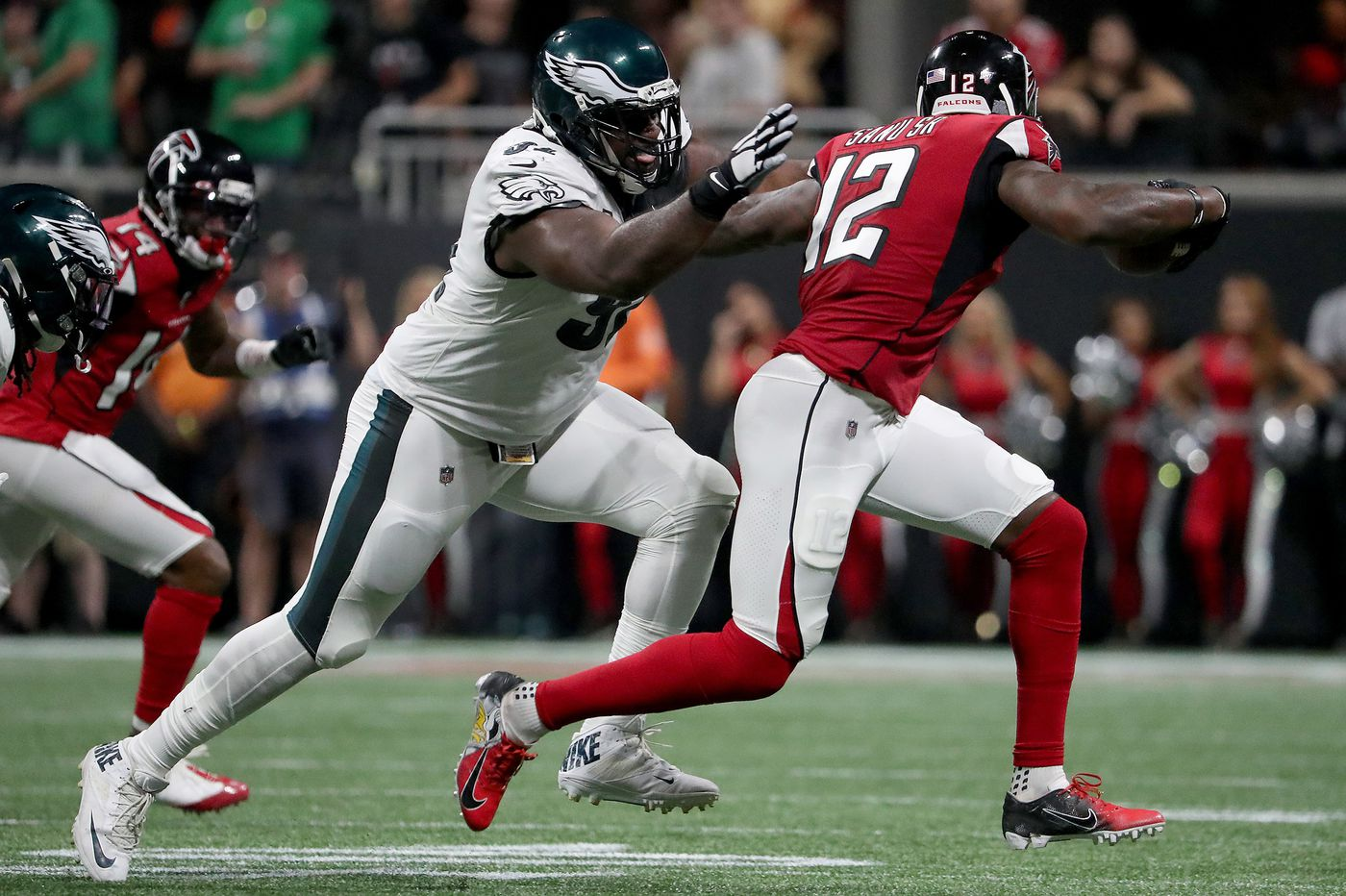 Eagles need Fletcher Cox to be Superman again now more than ever   Paul Domowitch