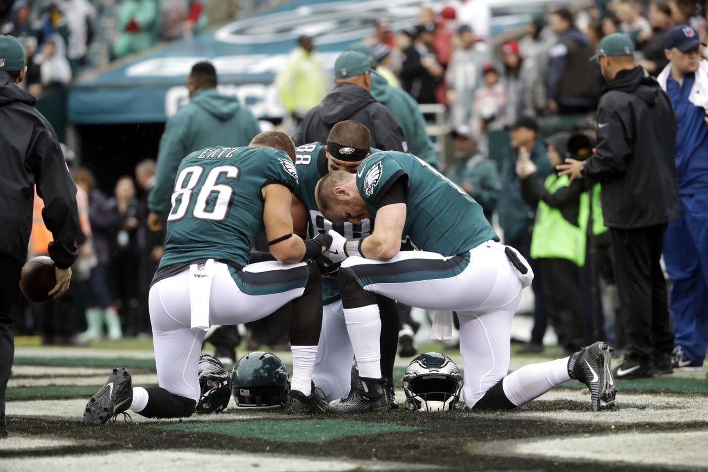 The big problem when we talk about religion and sports | Opinion