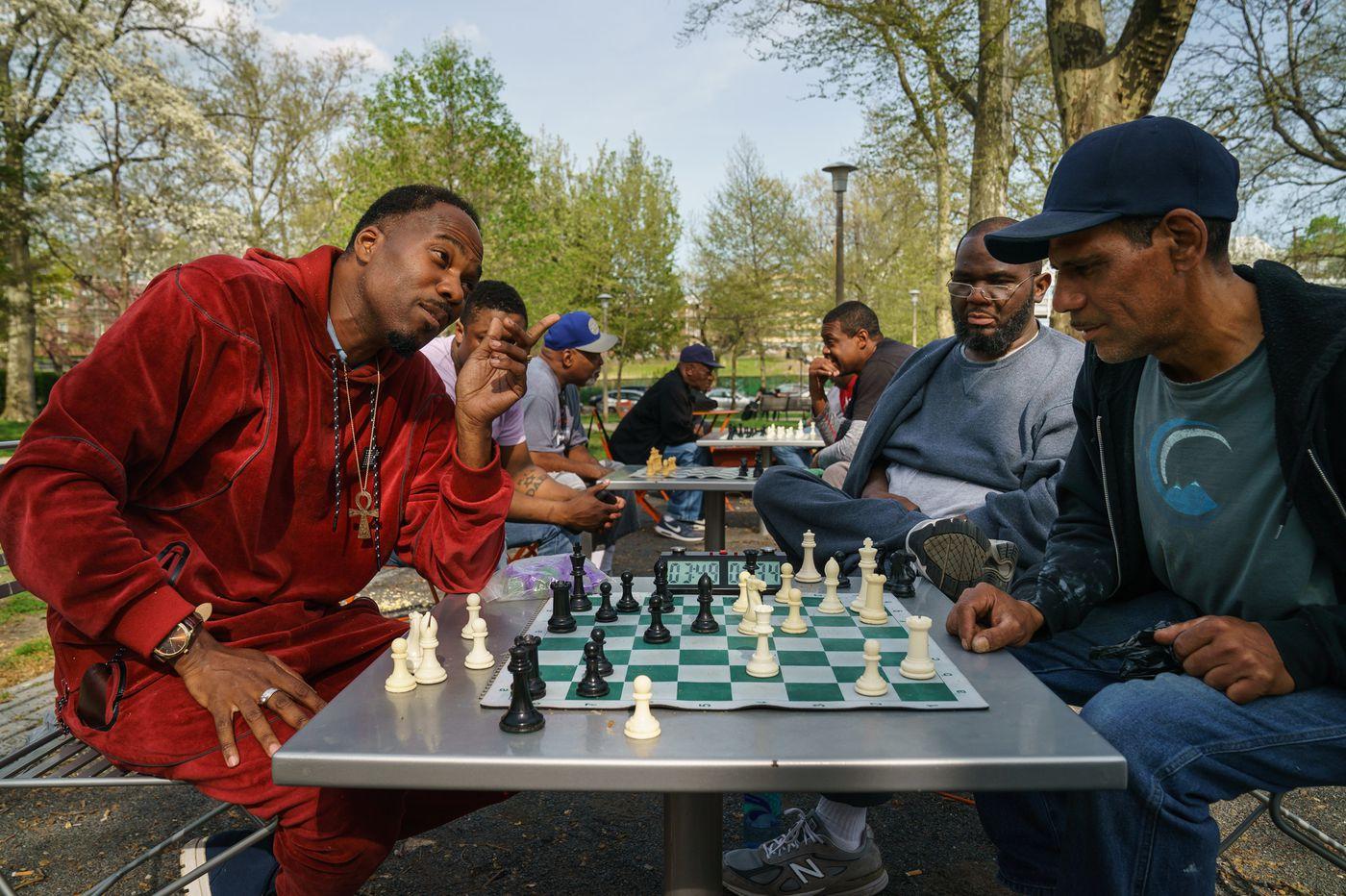 The UpShot: They call this chess king 'The MateMaster'