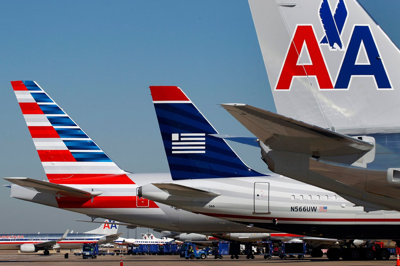 Eighty American Airlines employees claim racial discrimination and safety violations