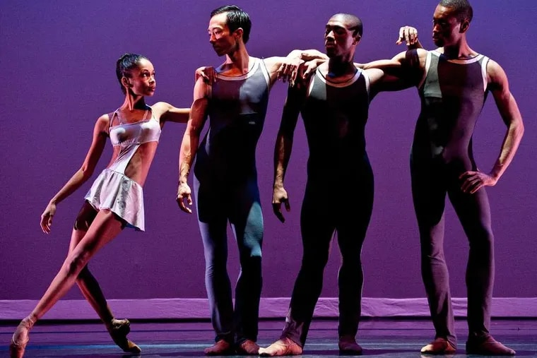 Dance Theatre of Harlem performs at Annenberg Center Thursday through next Sunday.