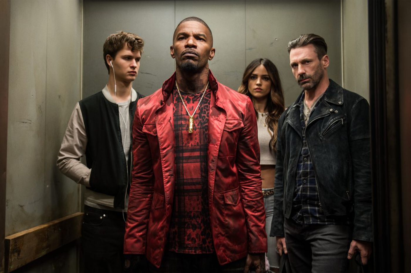 'Baby Driver': An action movie for the ear-bud generation