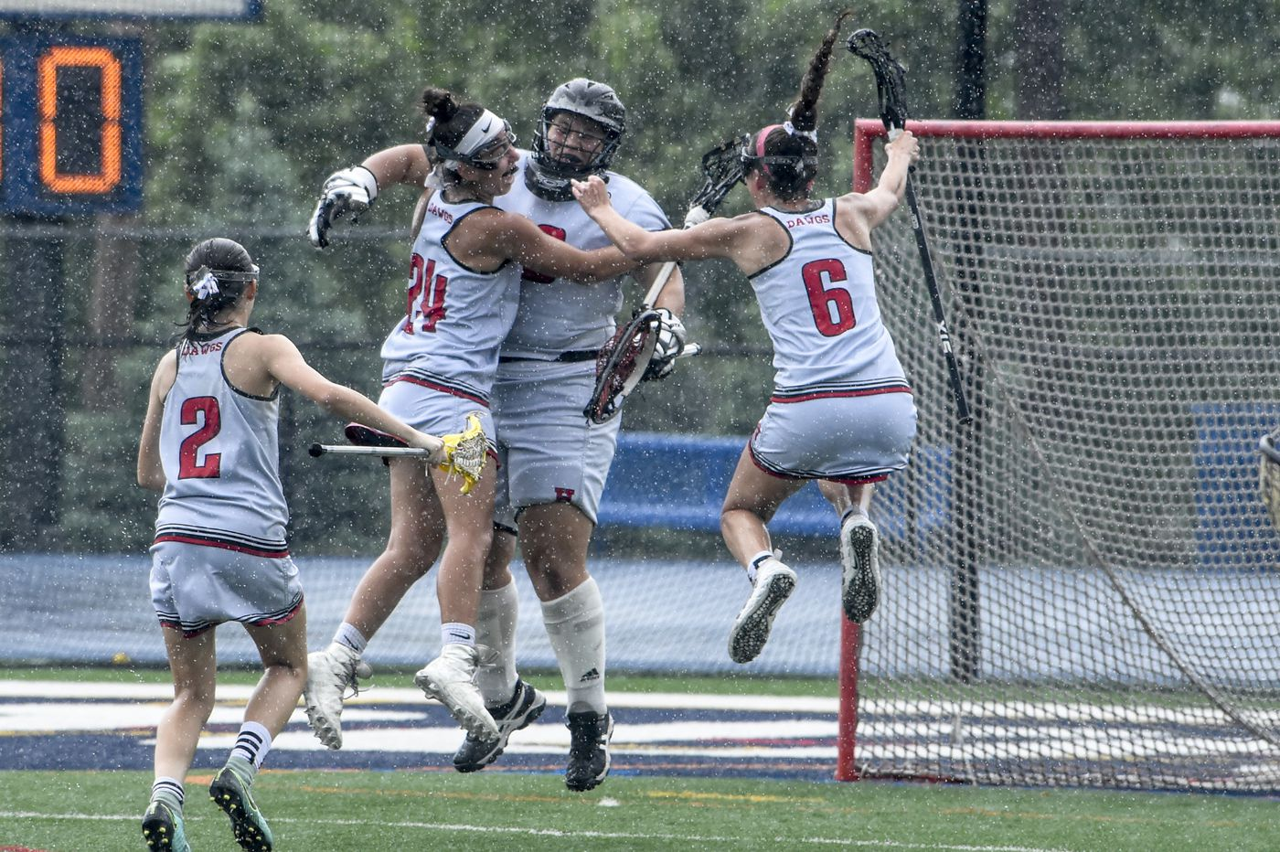 Haddonfield girls win first-ever state lacrosse championship