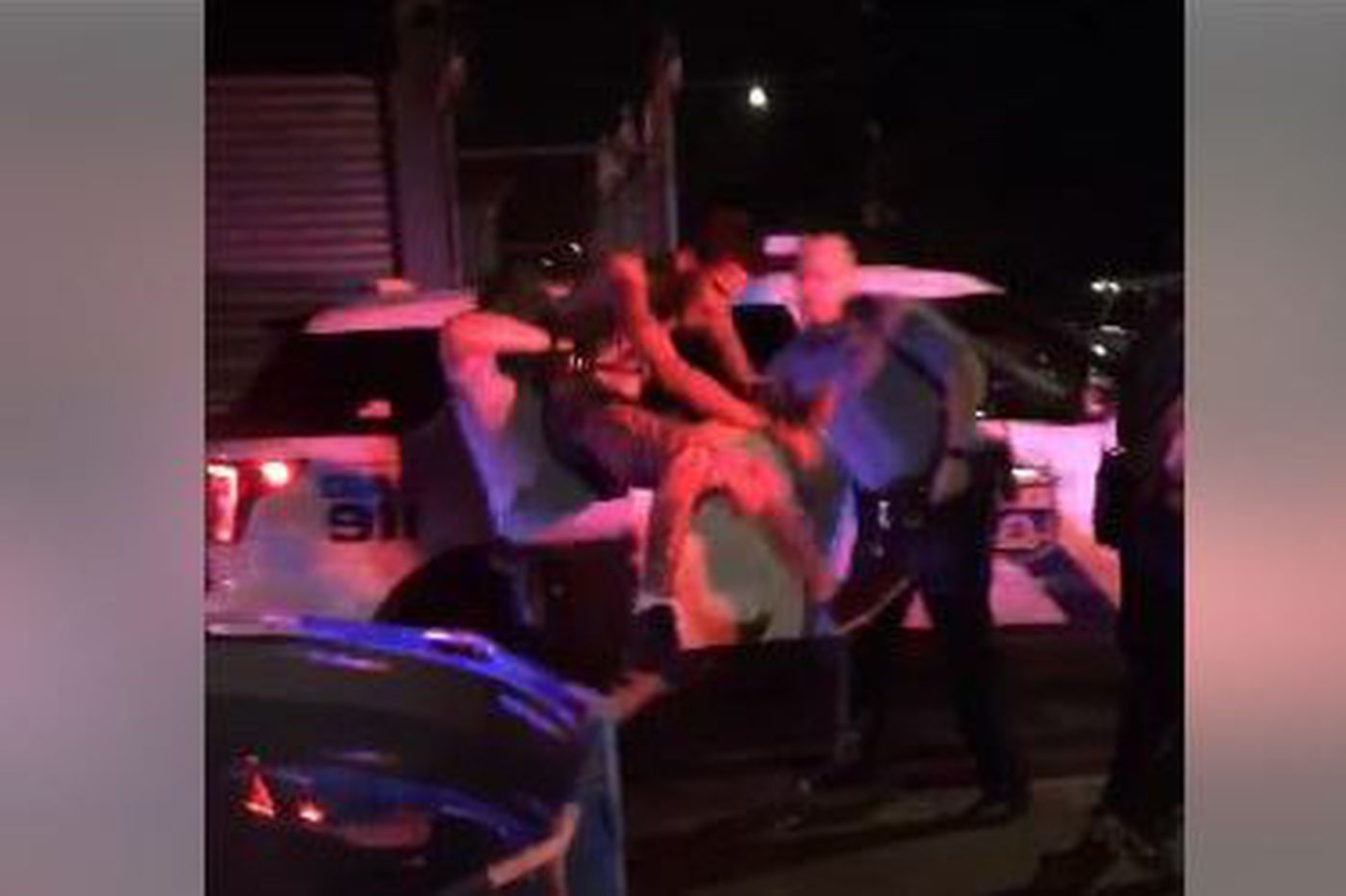 Cops probe chaotic Kensington arrest caught on viral video