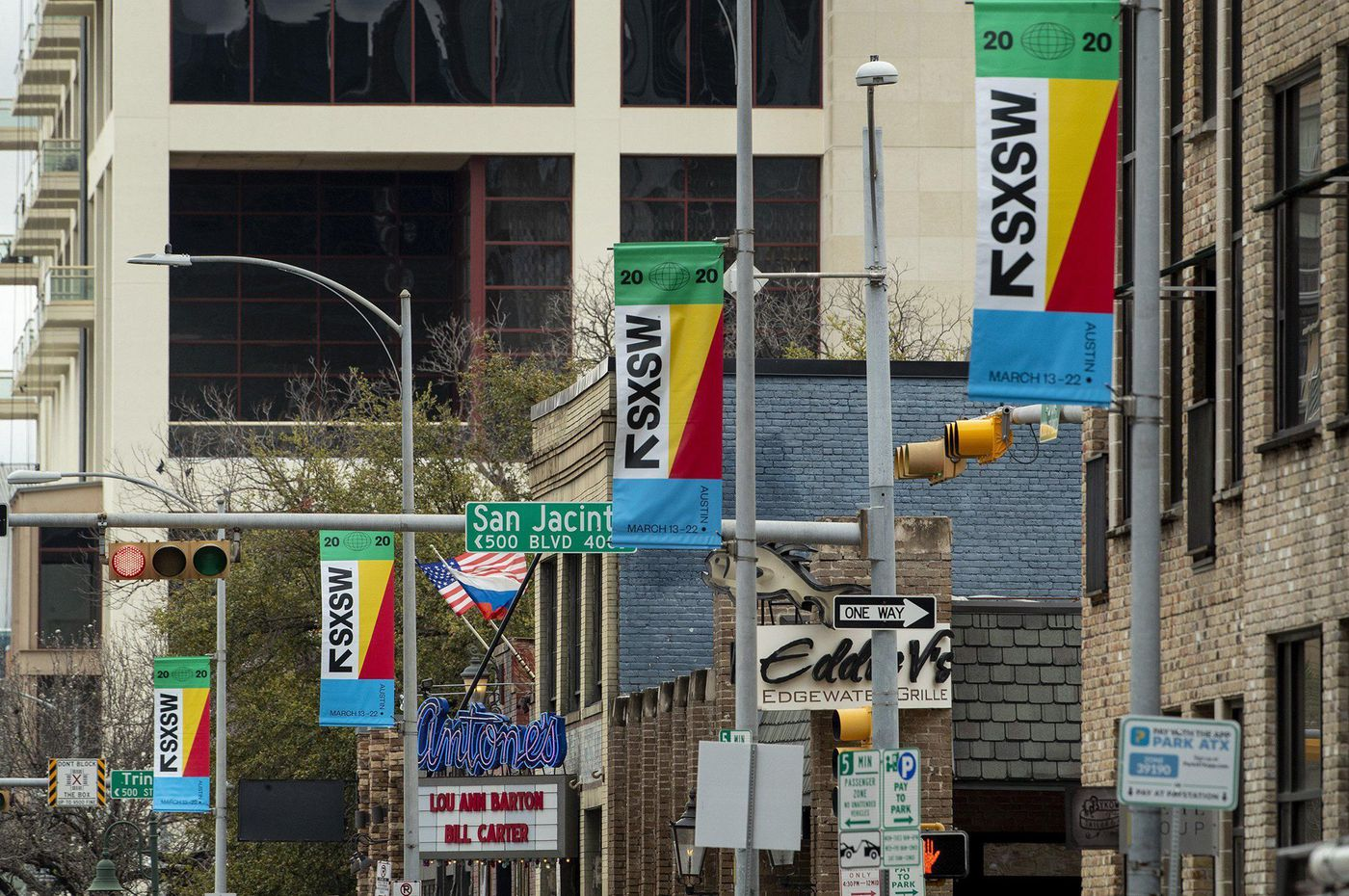 Coronavirus fears have prompted officials to cancel the iconic South by Southwest festival in Austin, Texas, just seven days before the 2020 event was scheduled to start.