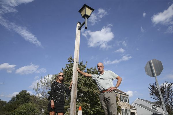 'I felt nauseous,' Bucks County woman says of plan for 48-foot 5G cell tower in her front yard
