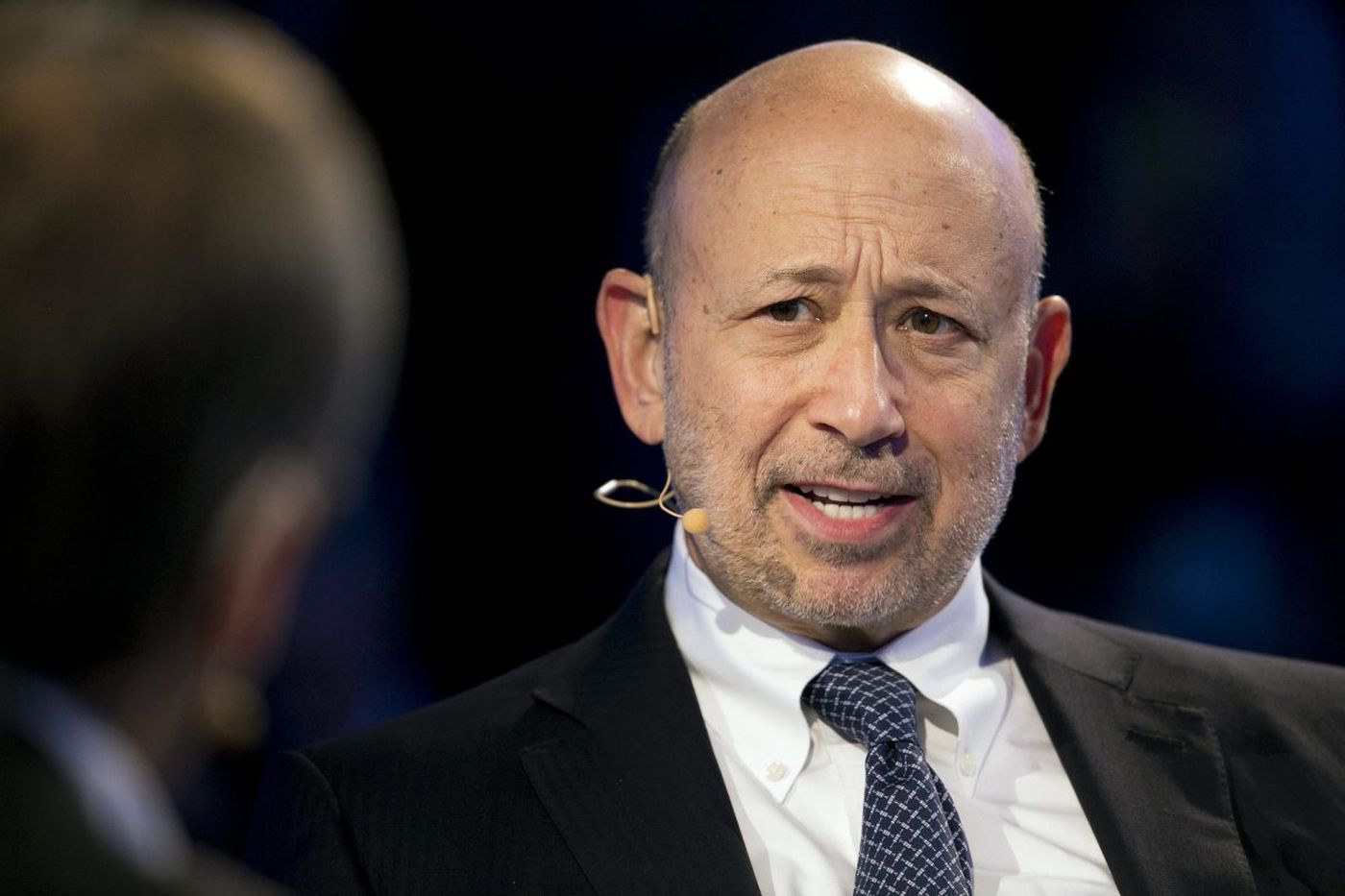 Goldman Sachs sets up likely heir apparent to CEO Lloyd Blankfein