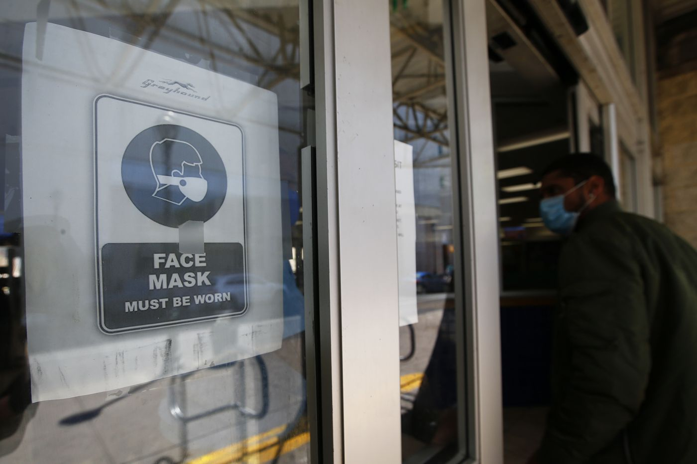 Pennsylvania makes masks mandatory in all public spaces