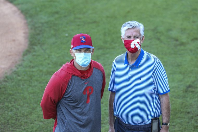 Joe Girardi is exasperated with the Phillies. What will Dave Dombrowski do about it? | Scott Lauber