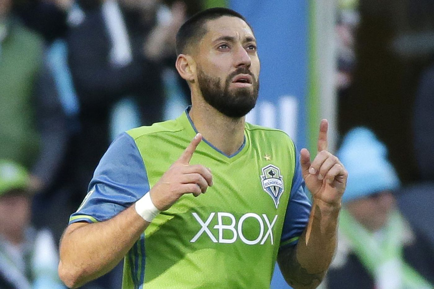 Union get rare visit from Clint Dempsey, Seattle Sounders and U.S. national team star
