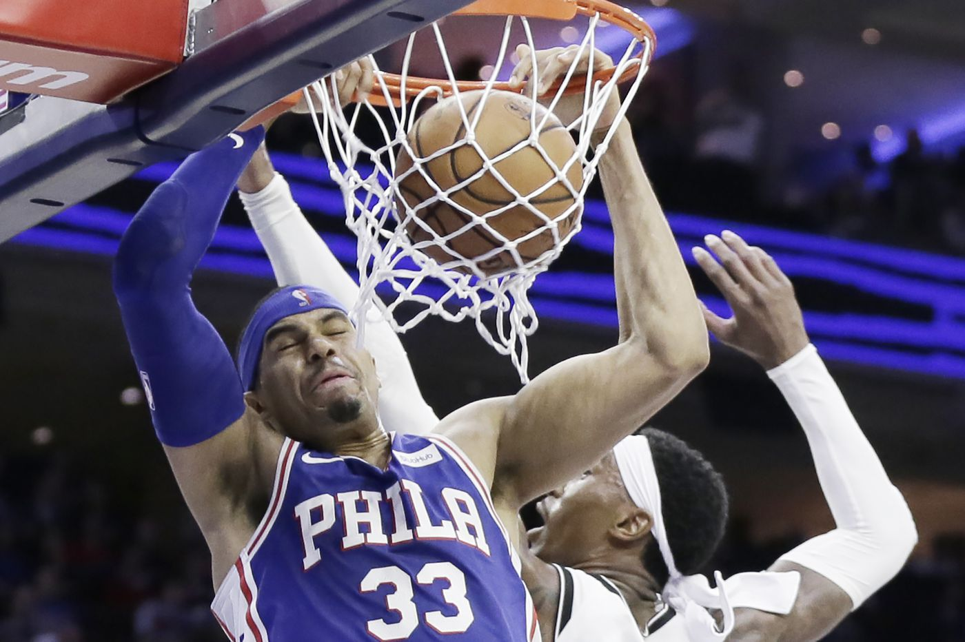 Sixers-Nets NBA playoffs first-round schedule