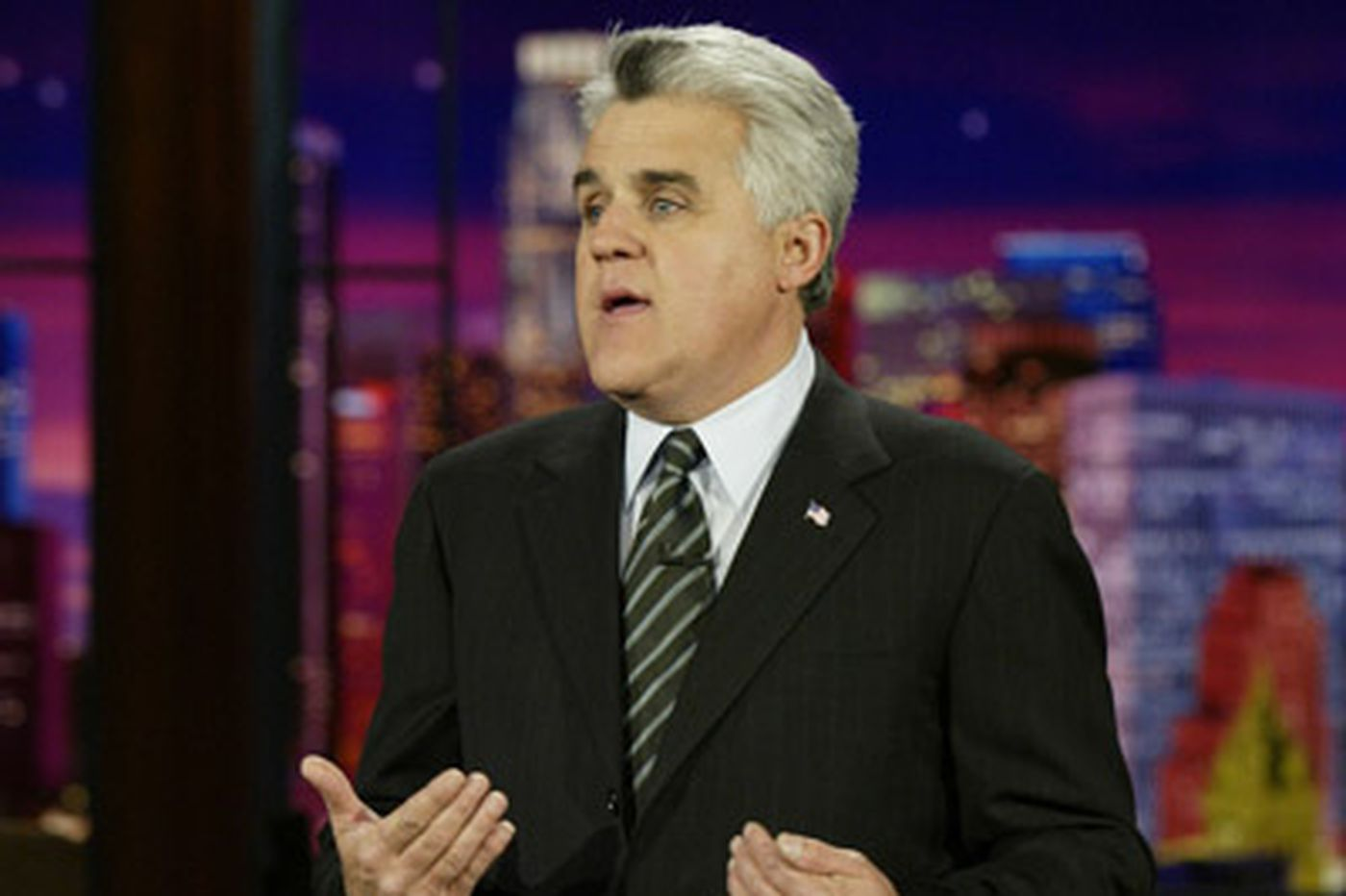 Ellen Gray: CBS adjusts fall lineup for Jay Leno's new show