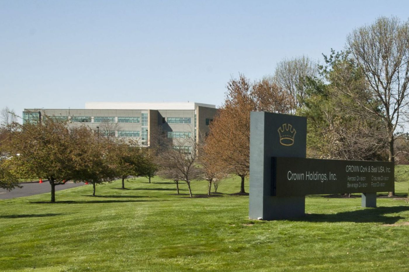Crown Holdings sells NE Philly HQ for $9M, with plans to leave city