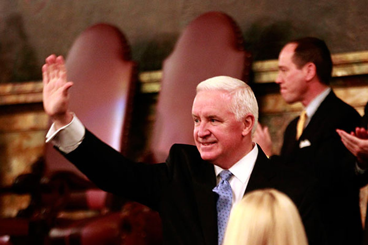Corbett budgets $29 million more for Phila. schools; SRC nominees approved