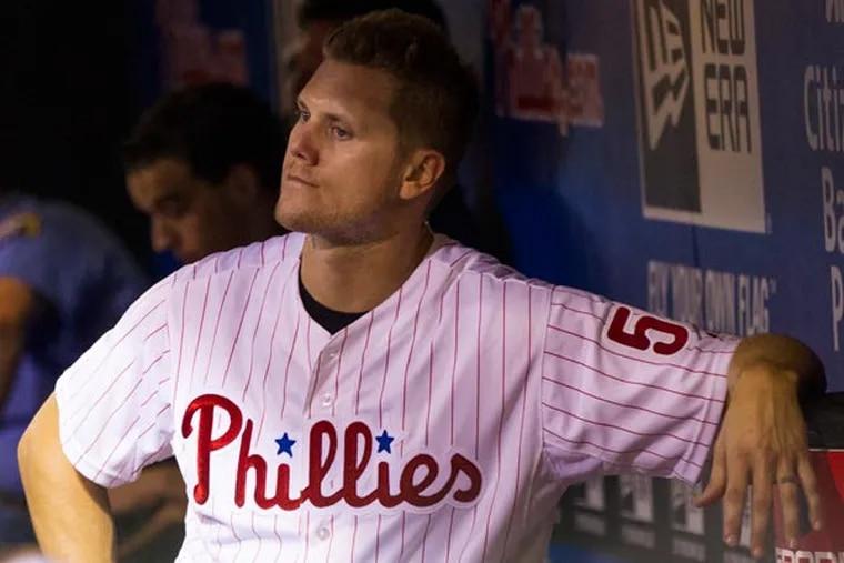 Phillies pitcher Jonathan Papelbon. (Chris Szagola/AP)