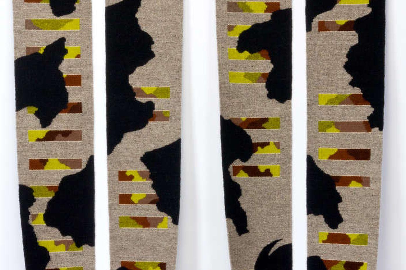 Snyderman hosts a classic in fiber art.