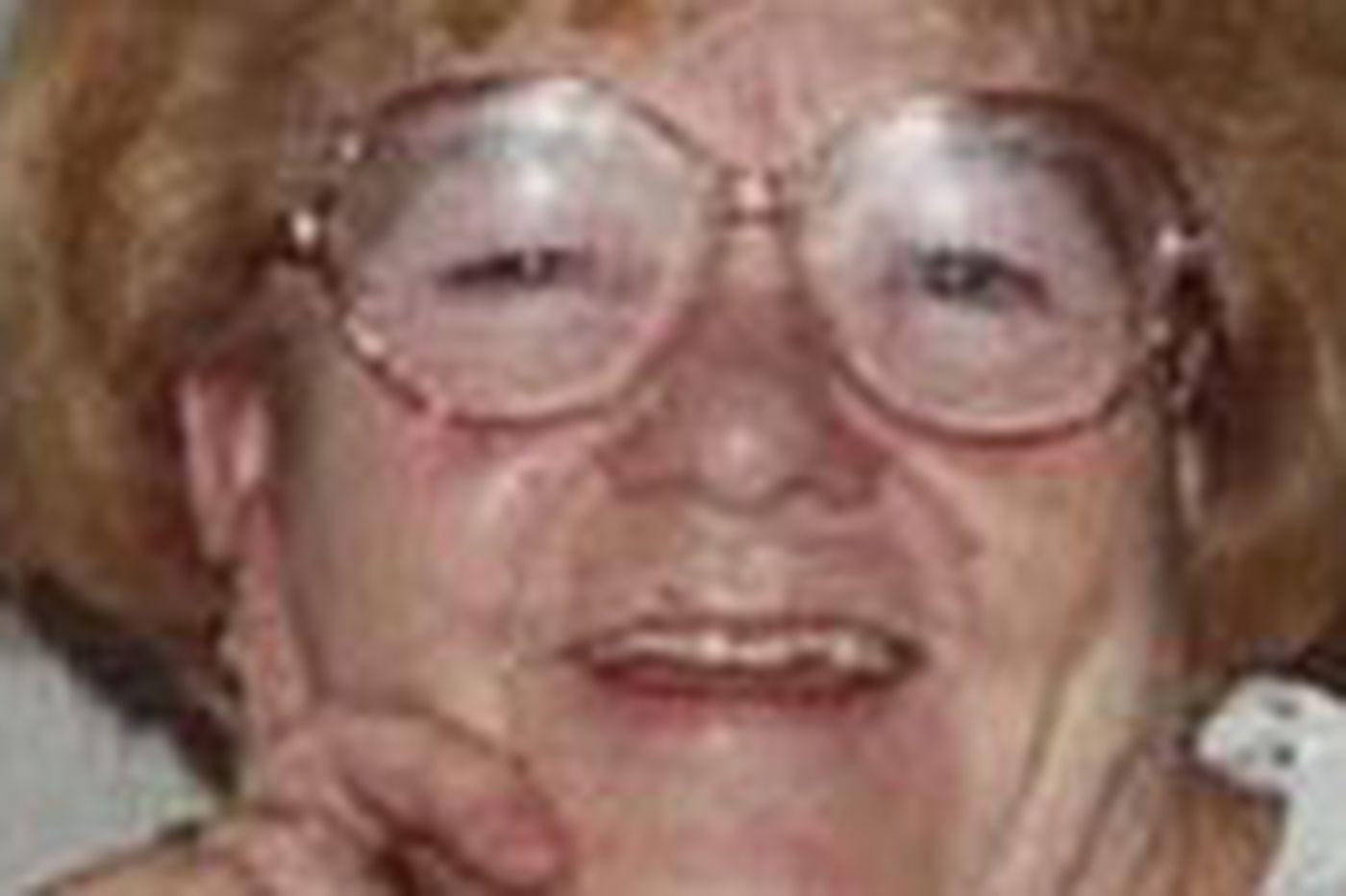 Regina Donnelly, 88, a Port Richmond 'doll'