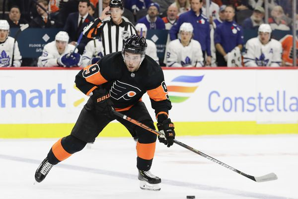 Flyers say tougher practices have made them a better third-period team; Samuel Morin out for season