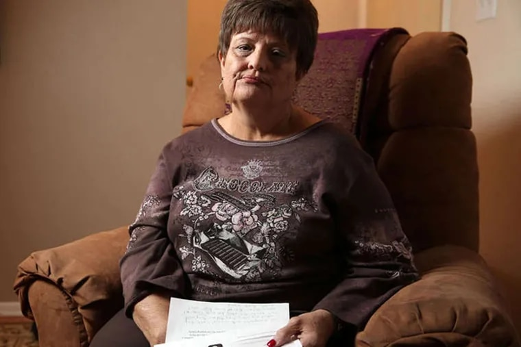 Her name is Mary Bauer. That's not what her Comcast bill called her.