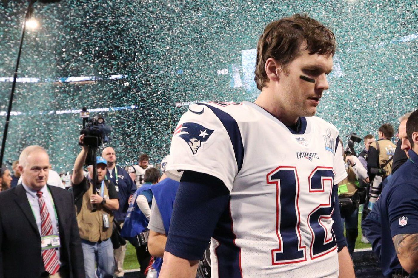 Tom Brady opens up about Super Bowl loss: 'I thought we were going to win'