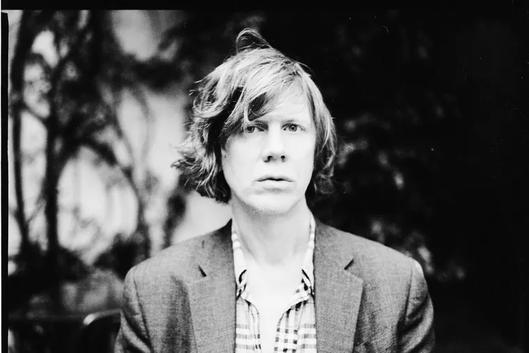 Thurston Moore plays the Boot & Saddle on Friday.