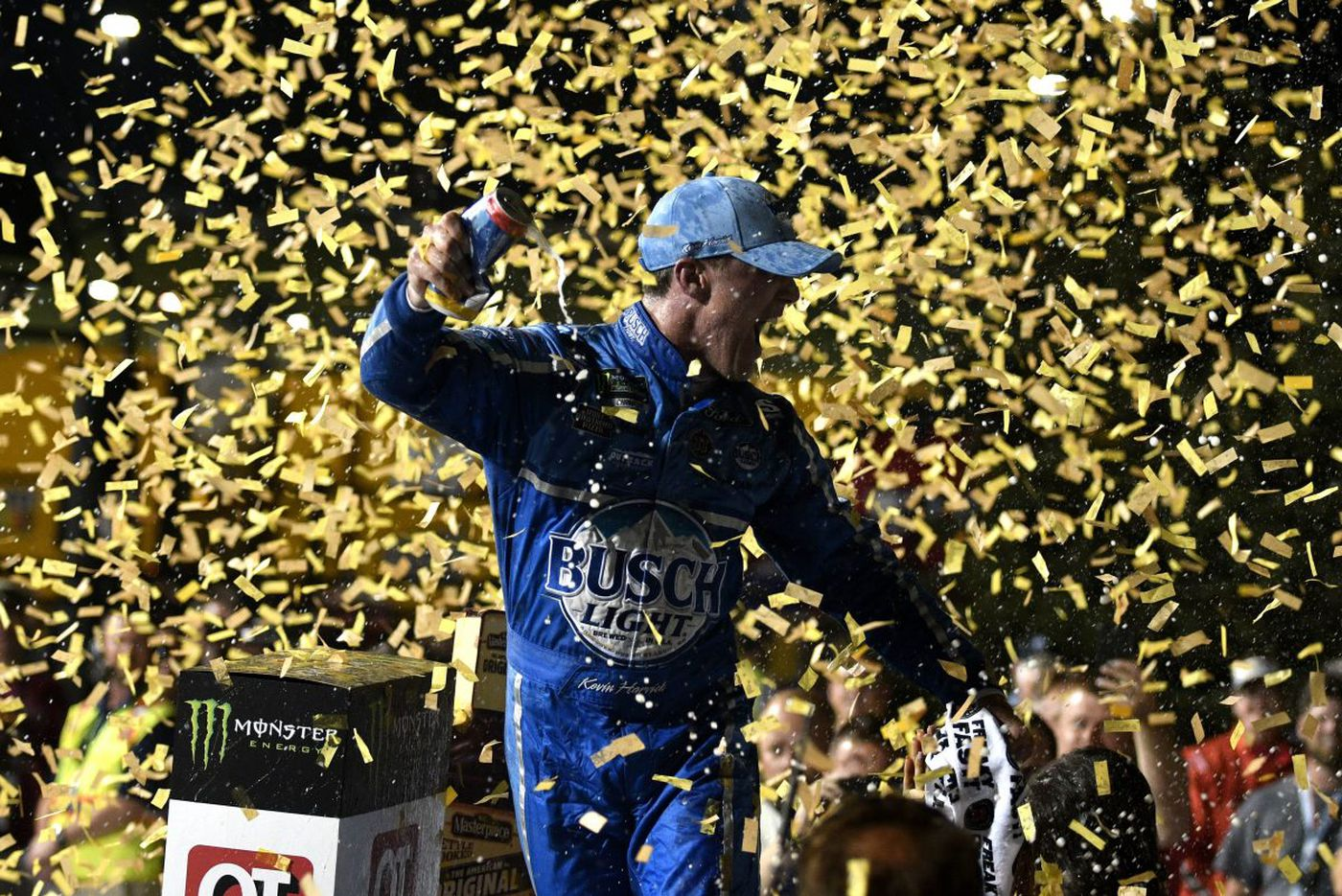 Kevin Harvick, Kyle Busch have dominated, but NASCAR Cup season far from over