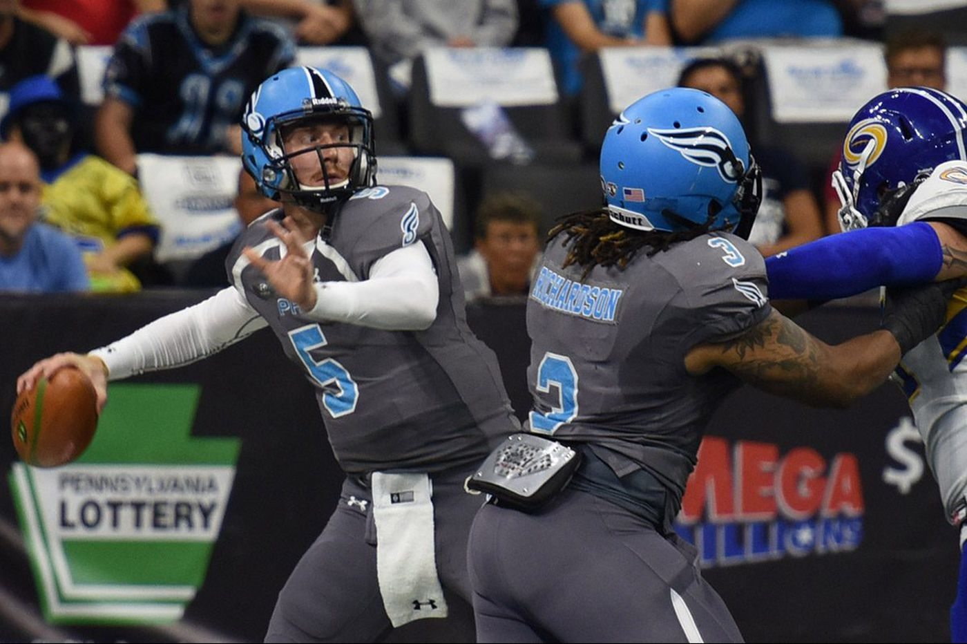 Soul's first-round playoff opponent determined