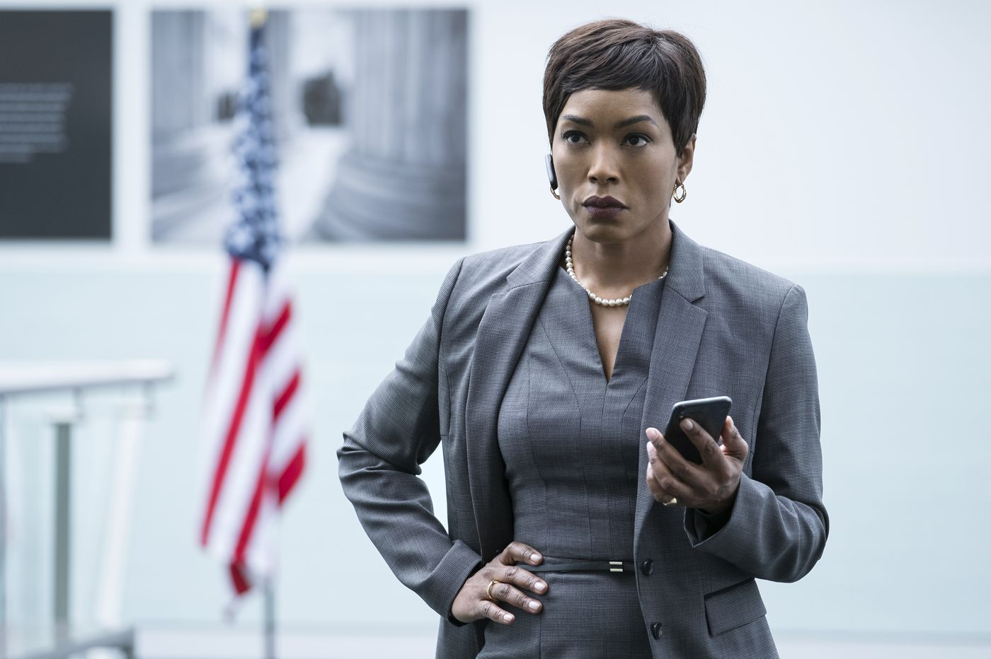 For trailblazer Angela Bassett, impossible missions are old hat