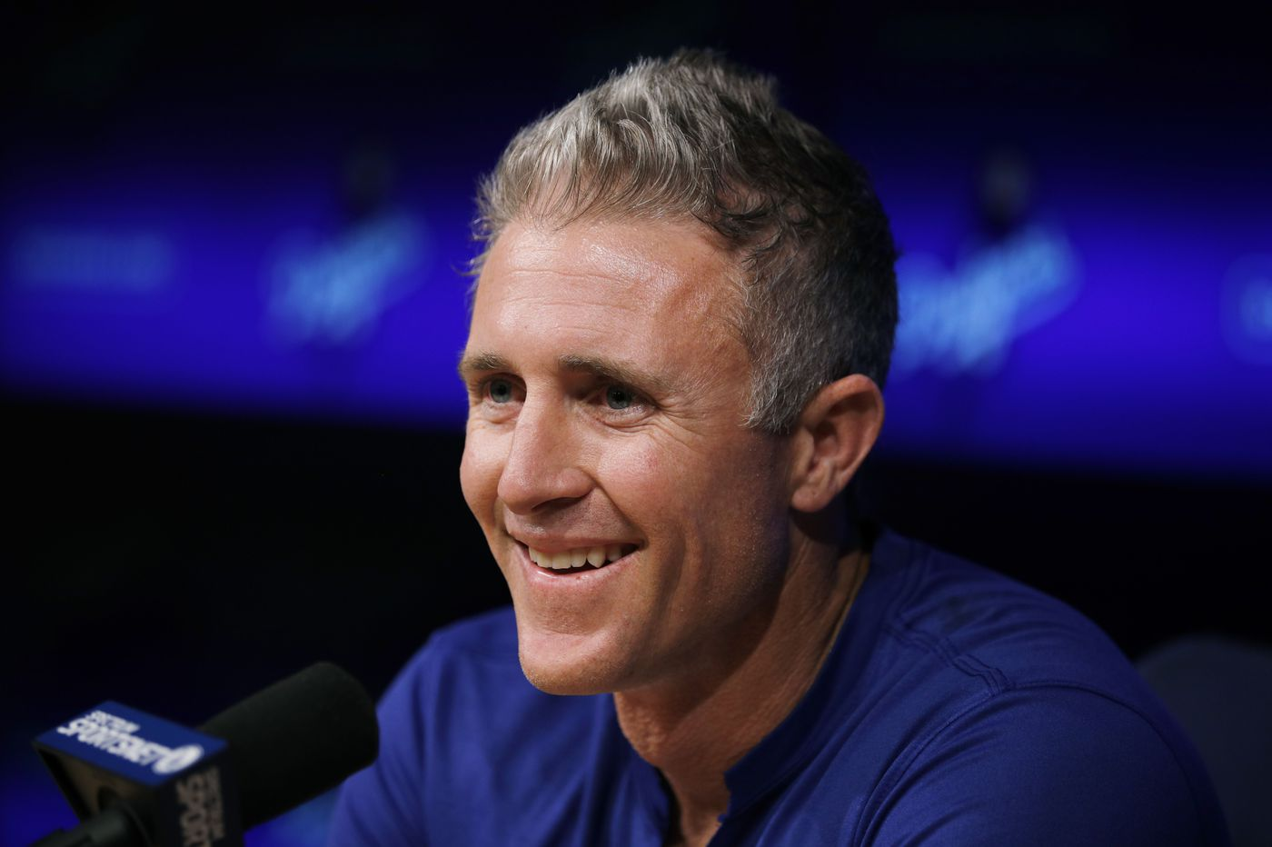 Chase Utley's retirement announcement again shows his feel for the moment | David Murphy