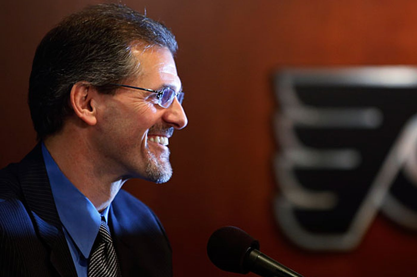 Flyers' new GM believes in communication