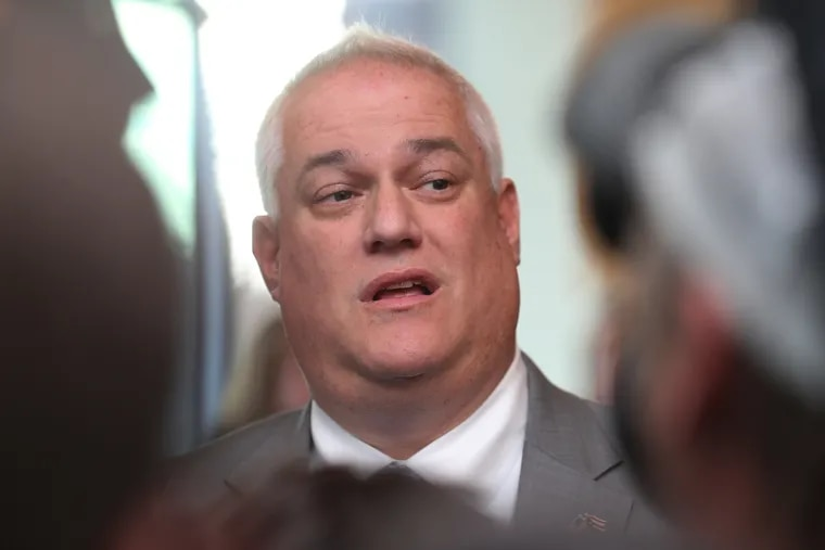 District Attorney Matthew Weintraub in a 2017 file photograph. His office sought a 70-years-to-life sentence in a recent juvenile lifer case.