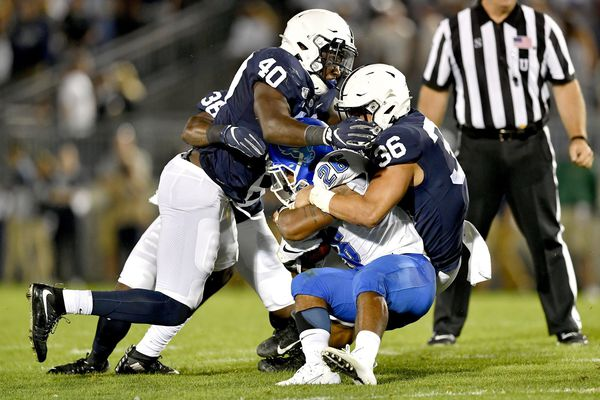 Reserve linebackers flex Penn State's depth on defense in Micah Parsons' absence