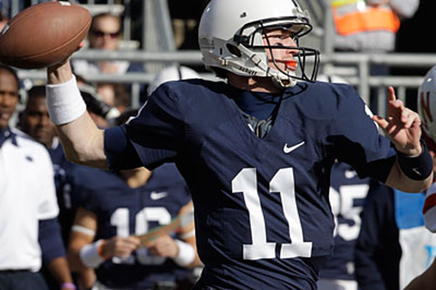 Drake-McGloin fight under review at Penn State