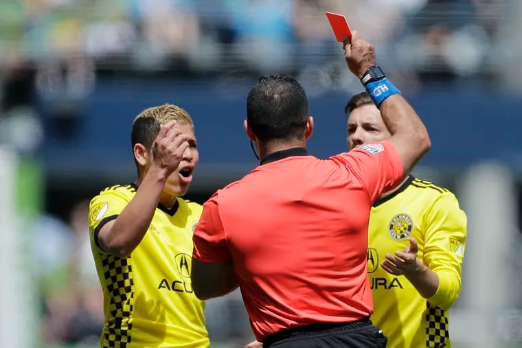 The union that represents MLS, NWSL and USL referees has a collective bargaining agreement that expires in January.