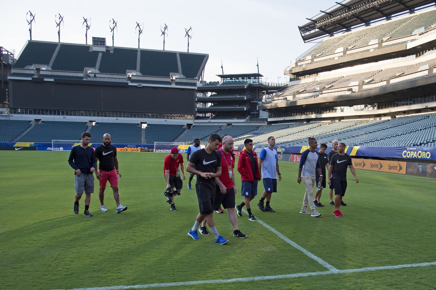 Lincoln Financial Field to host 2019 Concacaf Gold Cup quarterfinal doubleheader
