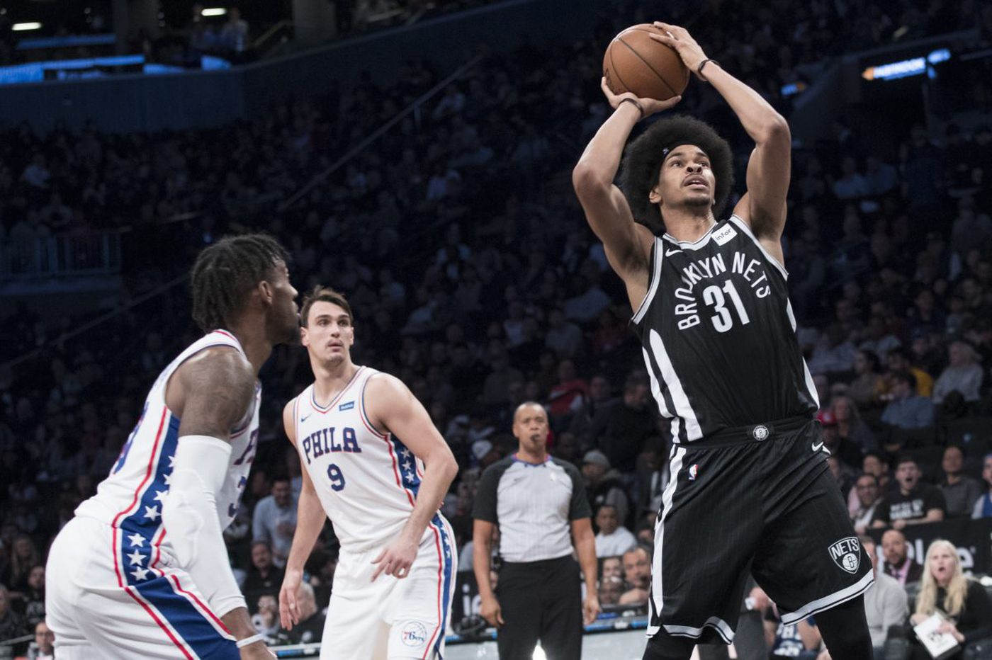 Sixers-Nets observations: Robert Covington, Jerryd Bayless and Sixers' lack of overall improvement