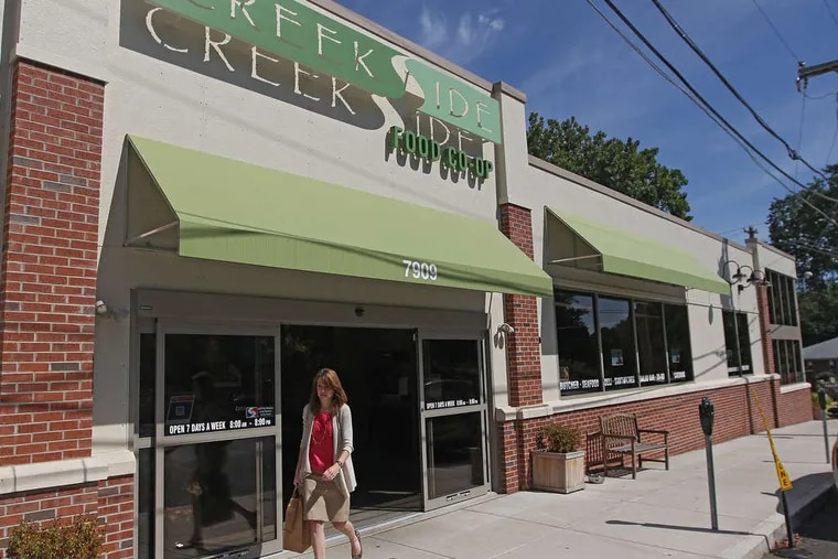 Creekside Co-op was a welcome downtown anchor, with twice its target number of members initially. But it hasn't been meeting financial goals and now will close.