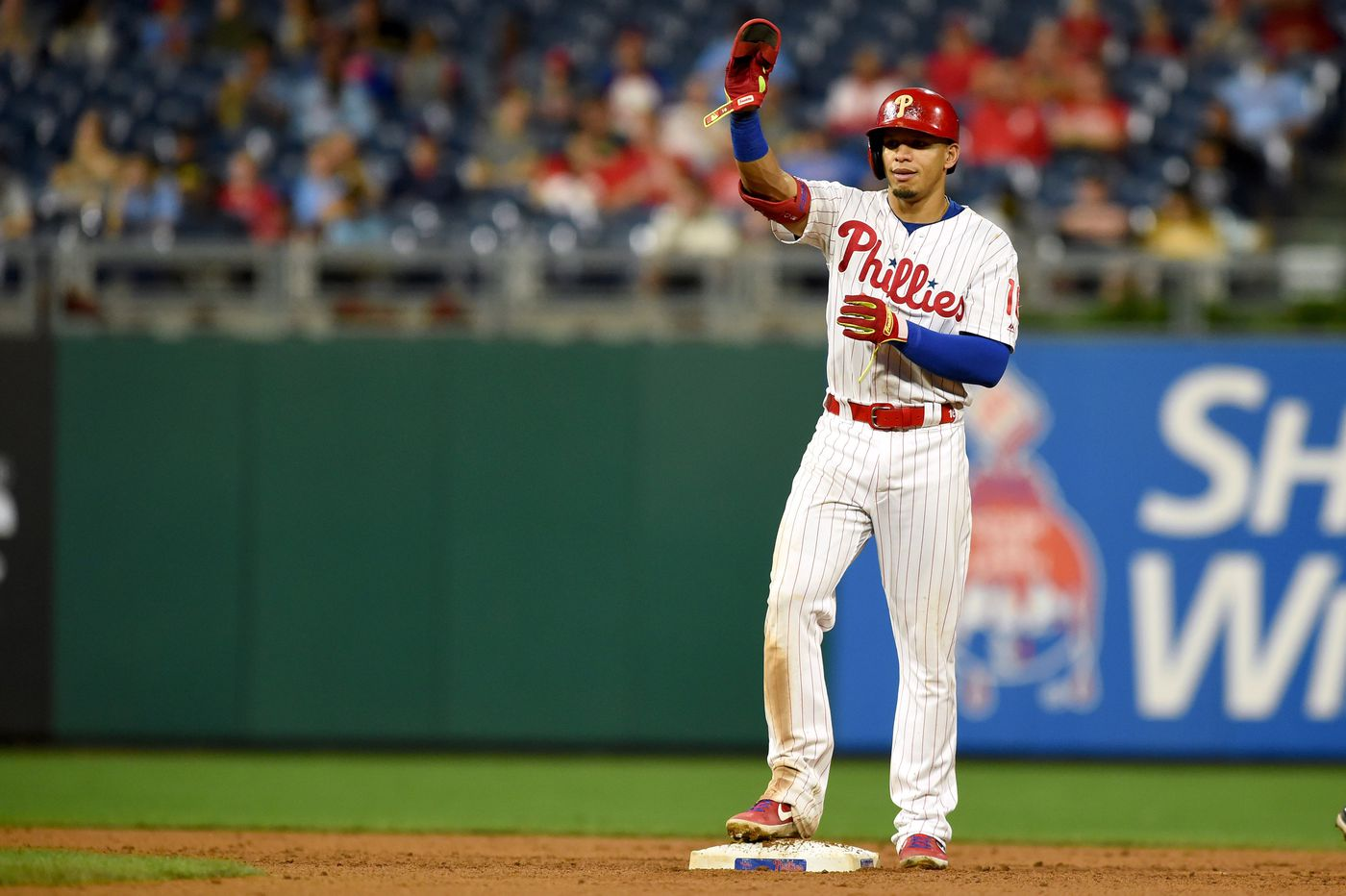 Cesar Hernandez's future with the Phillies looks cloudy at best | Bob Brookover