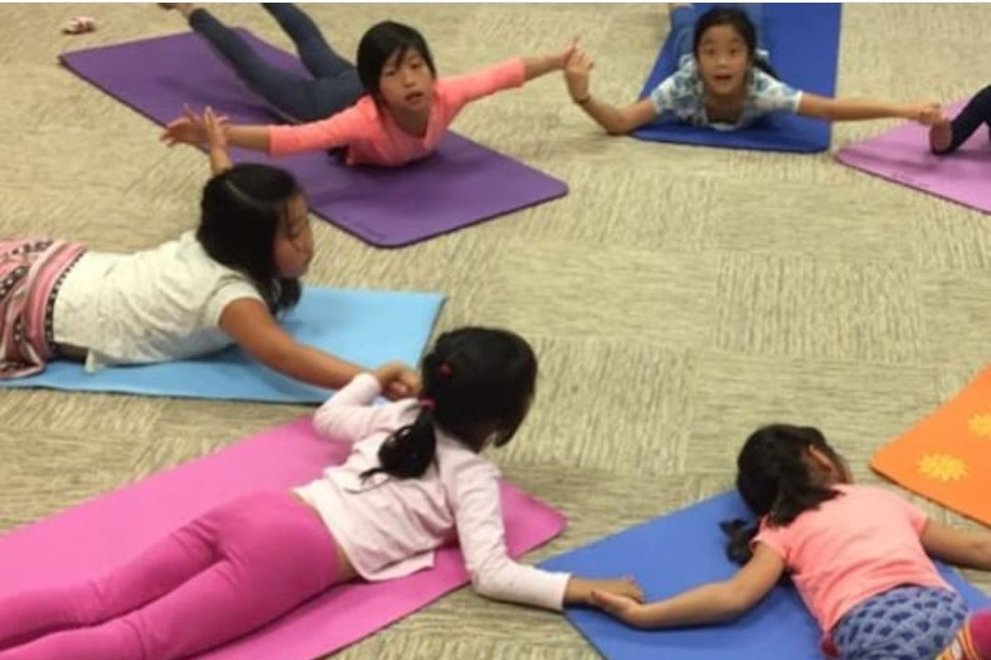 Tykes, tweens, and teens are turning to yoga, federal data show