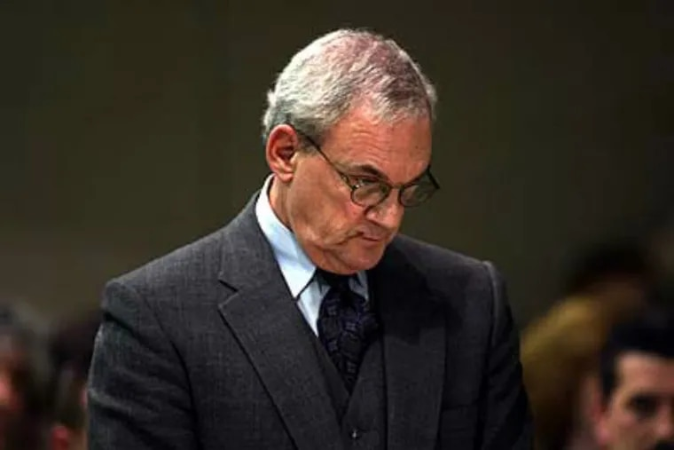 Fred Neulander, who was convicted of plotting his wife's murder, is serving a life sentence.