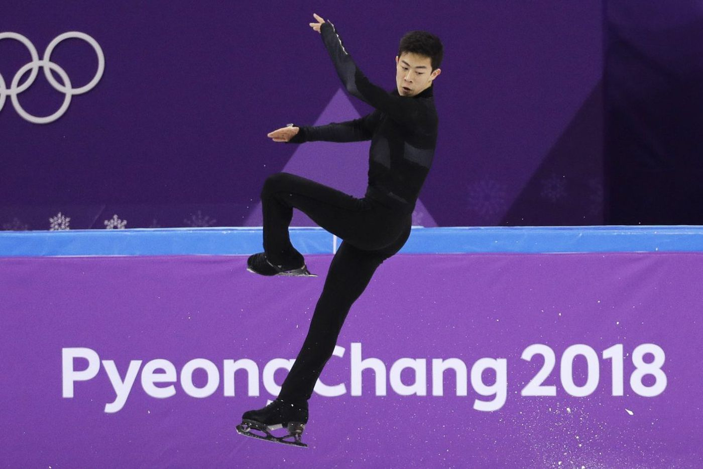 Nathan Chen, men's figure skating lead Thursday night's Olympic schedule