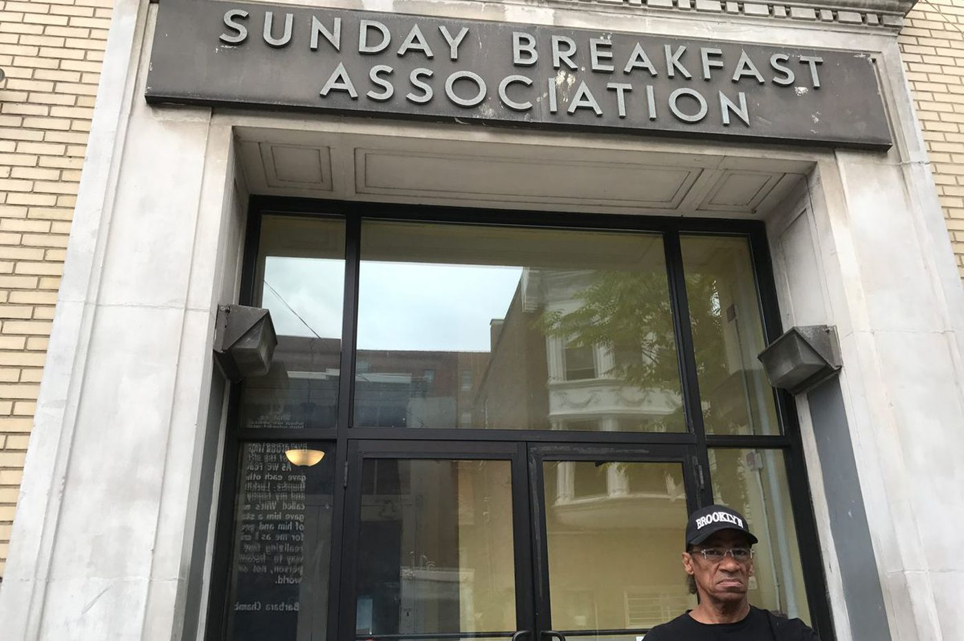 Man stabbed to death in front of breakfast crowd at Philly homeless shelter